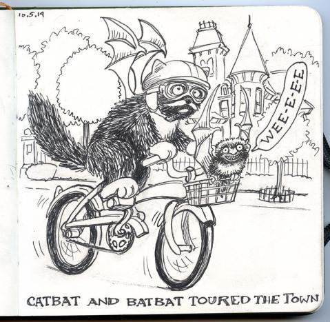 CWald-CATBAT Bike